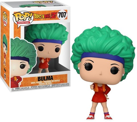 Bulma Dragon Ball Z Funko Pop! Vinyl Figure || Булма