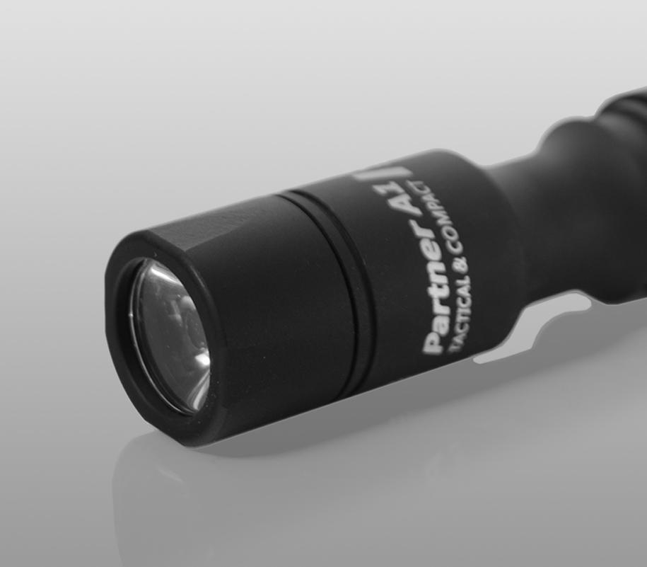 Тактический фонарь Armytek Partner A1 (тёплый свет) - фото 8