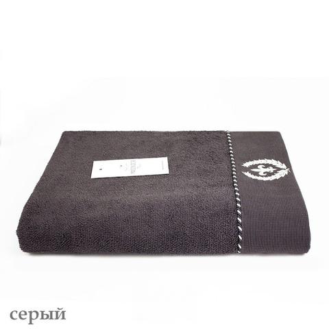 SEYMOUR - СЕЙМУР серый полотенце махровое Maison Dor(Турция) .