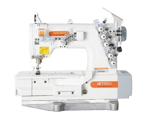Трехигольная плоскошовная швейная машина Siruba F007K-W162-364/FHA   Soliy.com.ua