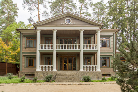 Частный дом, Московская область