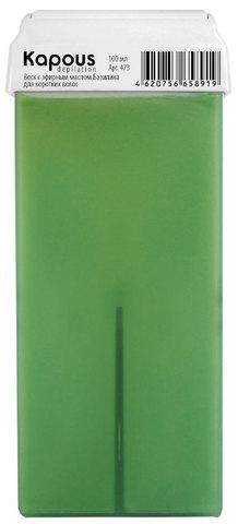 Жирорастворимый воск с эфирным маслом Базилика, 100 мл в картридже Kapous