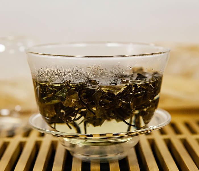 TEA-CH133 Китайский белый чай «Брови долголетия» (Шоу Мэй, 50 гр) фото 10
