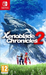 Xenoblade Chronicles 2 (Nintendo Switch, английская версия)