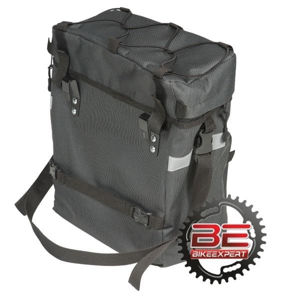 Велосумка-штаны на багажник Course СИТИ