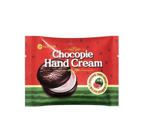 The Saem Chocopie Hand Cream Watermelon крем для рук с экстрактом арбуза