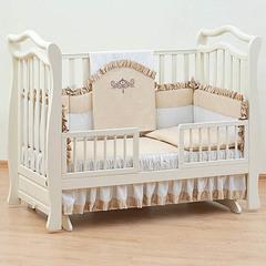 Детская кроватка Giovanni Magico G1092W маятник поперечный