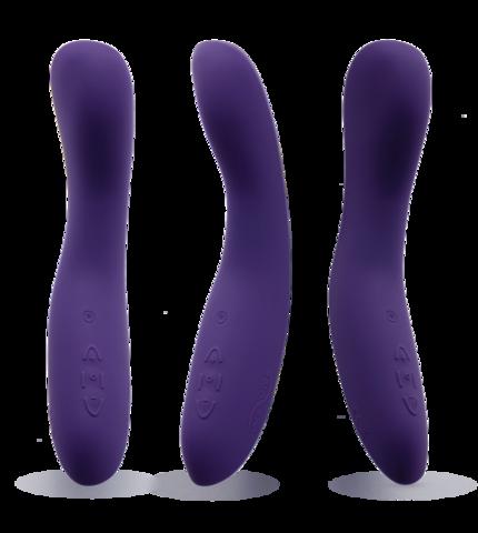 Вибратор We-Vibe Rave Purple, 19 см.