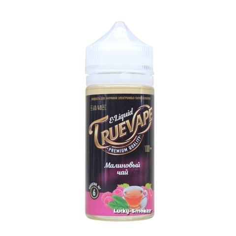 Жидкость True Vape 100 мл Малиновый Чай