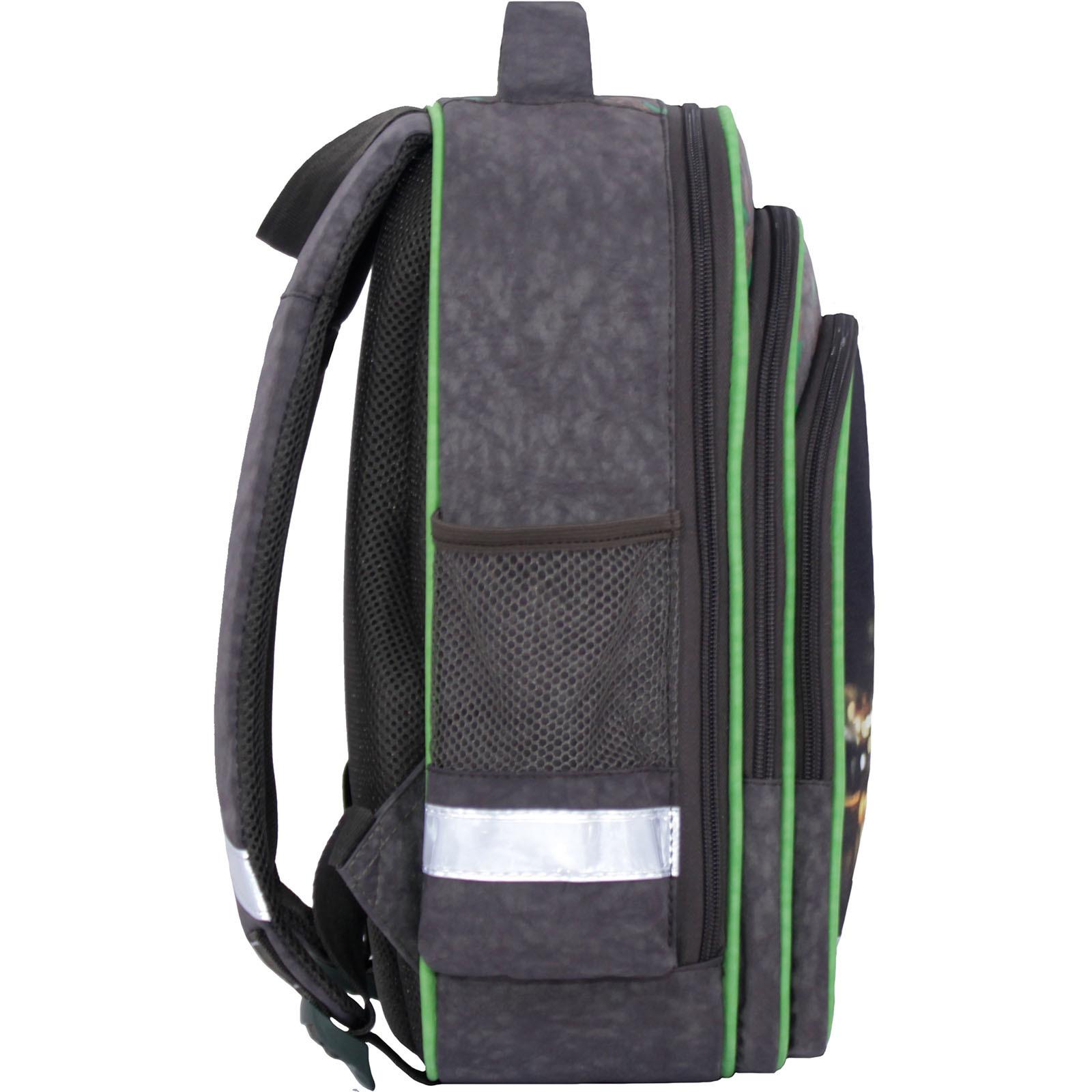 Рюкзак школьный Bagland Mouse 327 хаки 270к (0051370) фото 3