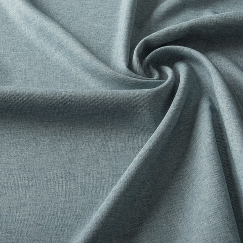 Ткань рогожка Джейн голубой