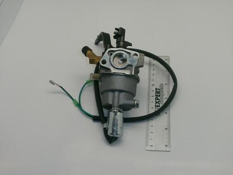 Карбюратор DDE 168FD с эл.-маг. клапаном и рычагом; газ/бензин