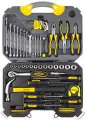 STAYER PROFI 78 универсальный набор инструмента 55 предм.