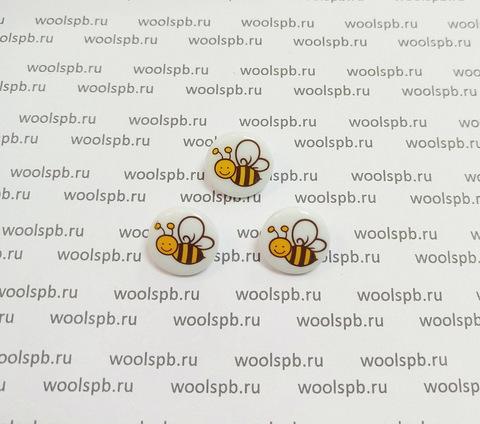 Пуговица Пчёлка