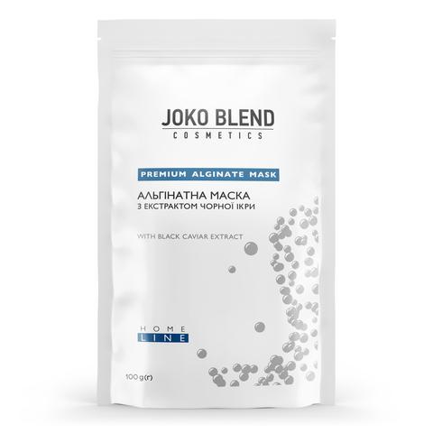 Альгінатна маска з екстрактом чорної ікри Joko Blend 100 г (1)