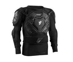 Защита тела Thor Sentry Xp черная 2XL-3XL