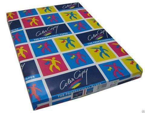 Бумага Mondi Color Copy Coated glossy SRA3 300 г/м2