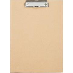 Папка-планшет Attache Loft A4 бумажная бежевая без крышки