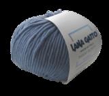 Пряжа Lana Gatto Maxi Soft 10173 джинс