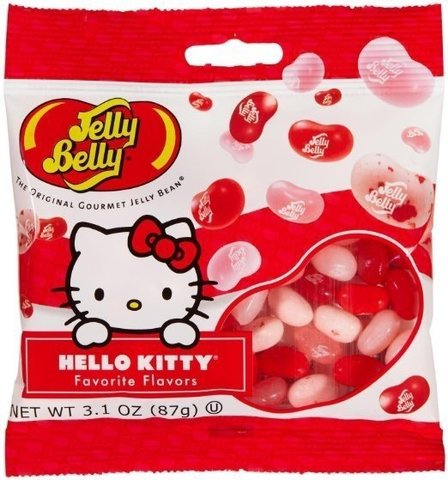 Jelly Belly Hello Kitty 60 гр