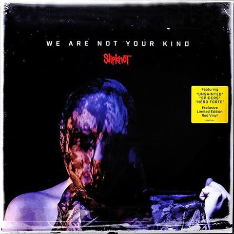 Виниловая пластинка. Slipknot - We Are Not Your Kind