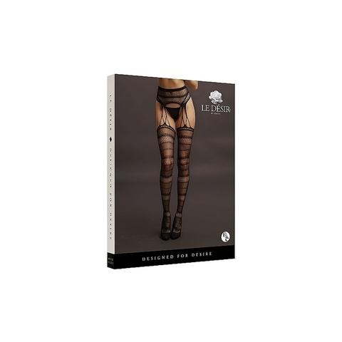 Колготки (имитация чулок) Suspender Striped Pantyhose