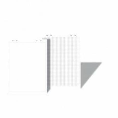 Блок д/флипчарта LITE 60х90 см 20 листов белый перфорац.