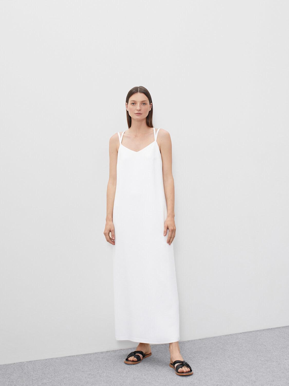 Платье-комбинация Connie двухслойное
