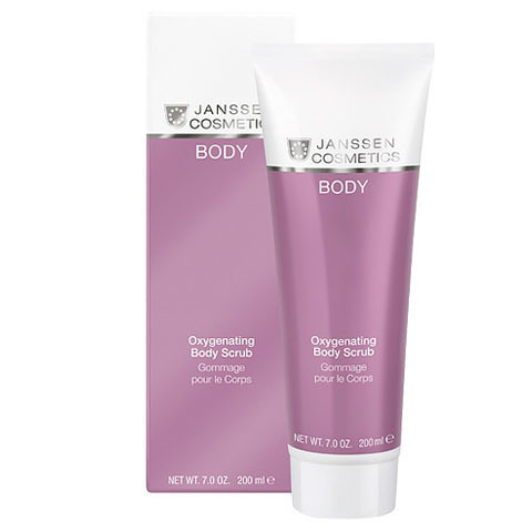 Janssen Body: Кислородонасыщающий скраб для тела (Oxygenating Body Scrub)