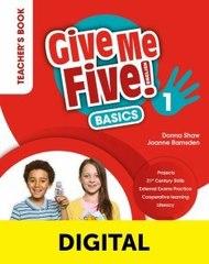 Mac Give Me Five! Level 1 Basics DTB + Navio App