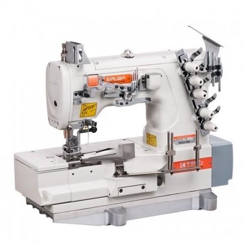 Трехигольная распошивальная швейная машина Siruba F007K-W222-356/FQ | Soliy.com.ua