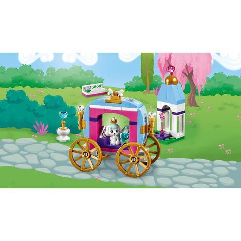 LEGO Disney Princess: Королевские питомцы: Тыковка 41141 — Pumpkin's Royal Carriage — Лего Принцессы Диснея