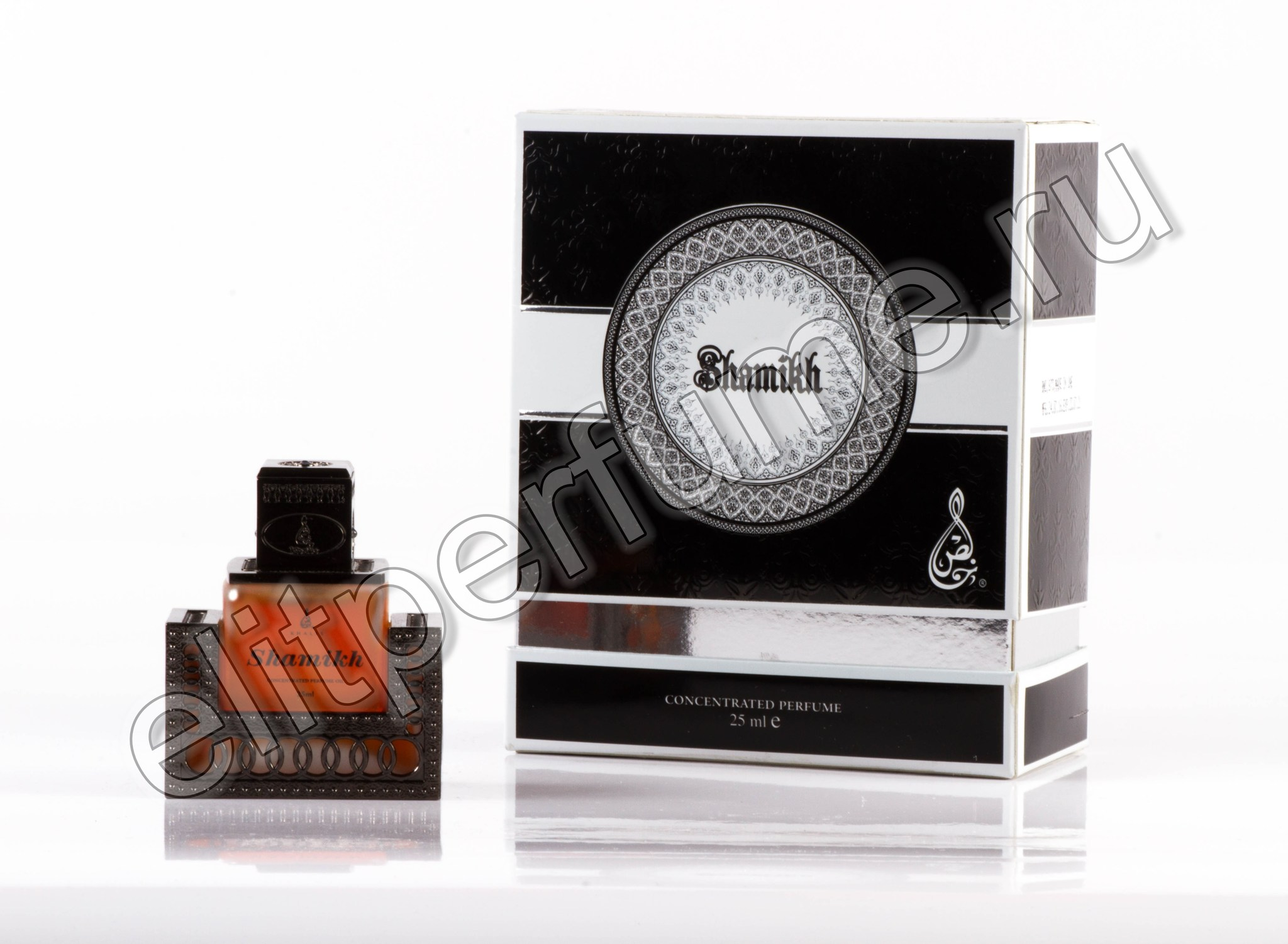 Shamikh Шамих 25 мл арабские масляные духи от Халис Khalis Perfumes
