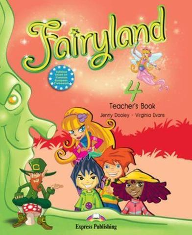 Fairyland 4 Teacher's Book with Posters. Книга для учителя с постерами