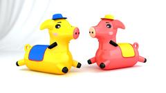Скачки на свинках