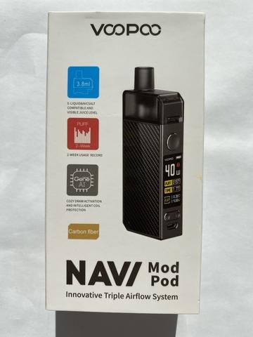 Набор NAVI Pod mod by Voopoo 1500mAh 40w 3.8мл