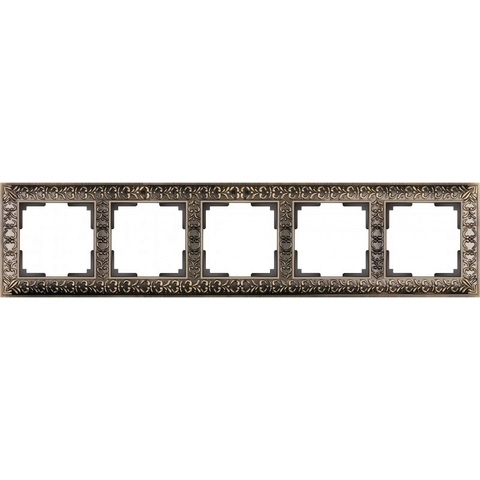 Werkel Рамка W0051512 (WL07-Frame-05) бронза