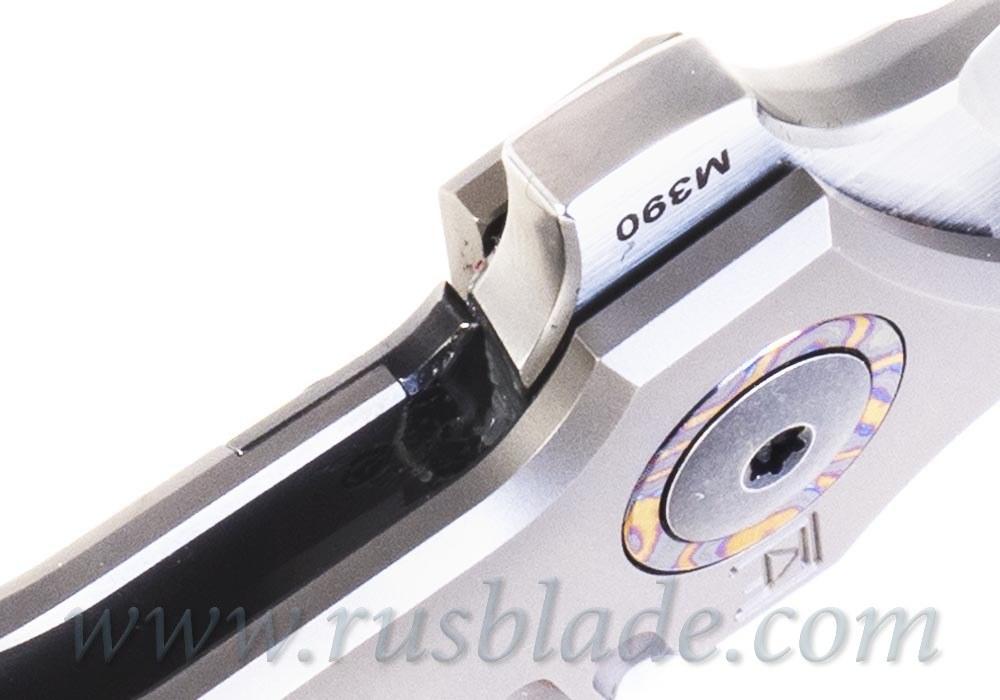 CKF/Rassenti SNAFU 3.0 C collab knife - фотография