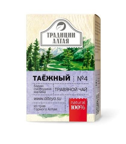 Травяной чай Таёжный Традиции Алтая фото1