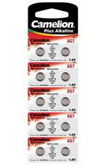 Батарейки часовые Camelion AG 7 / 10 BL