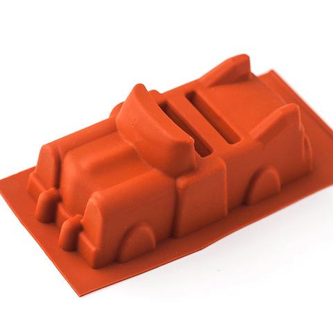 Форма для мыла Машинка большая
