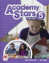 Academy Stars 5 Pupil's Book Pack