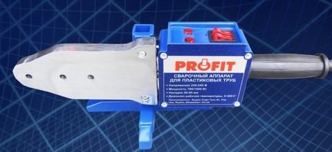 Аппарат сварочный Profit 700/1500 Вт,20-40мм,в комплекте уровень,рулетка,отвертка,труборез,кейс
