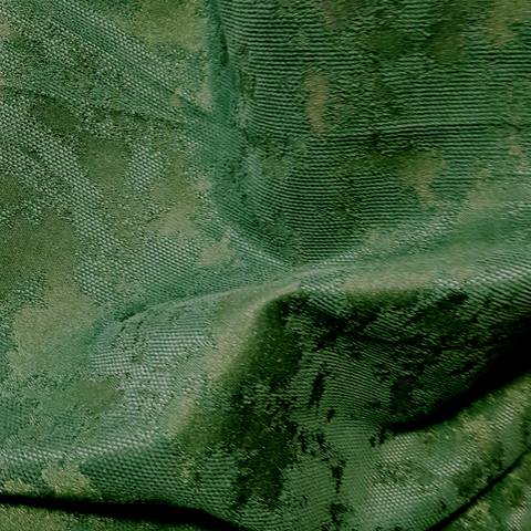 Канвас облако темно-зеленый. Ш - 300 см. Арт. Т-906-19