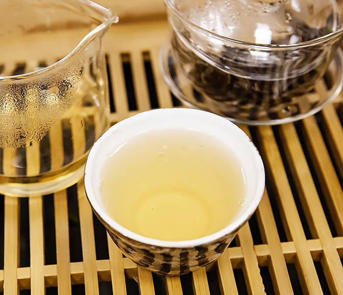 TEA-CH133 Китайский белый чай «Брови долголетия» (Шоу Мэй, 50 гр) фото 14