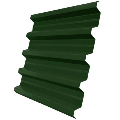 Профнастил С44х1047 мм RAL 6005 Зеленый мох