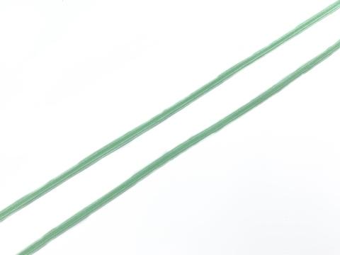 Резинка отделочная салатовая 4 мм