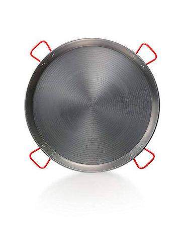 Paella Valenciana Pulida - сковорода-паэльера 100 см, полированная сталь, фото