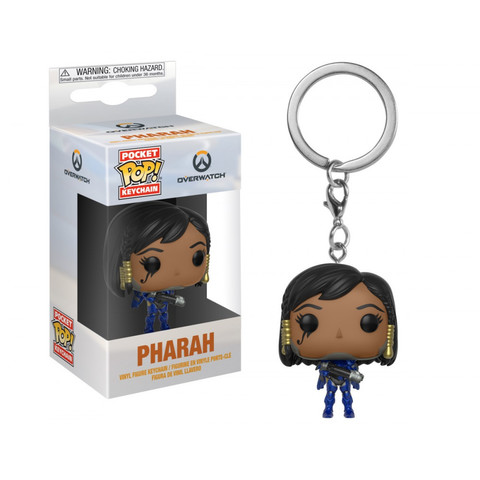 Брелок Фарра || POP! Keychain Overwatch Pharah