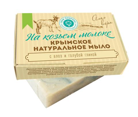 Натуральное мыло «АЛОЭ ВЕРА» для проблемной кожи